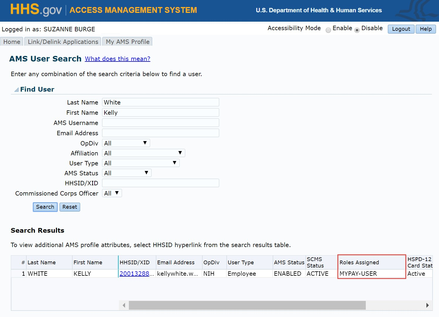 HHS AMS - How to Troubleshoot ITAS-related Issues With AMS Tools
